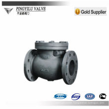 casting iron swing check valve manufacturer