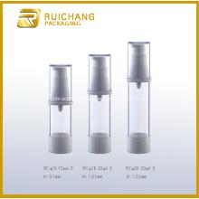 Flacon Airless pour cosmétique
