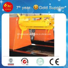 Hydraulic Automatic Steel Sheet Decoiler