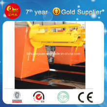 Hydraulic Automatic Steel Sheet Decoiler