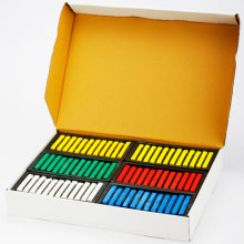 Art supplies oil pastels