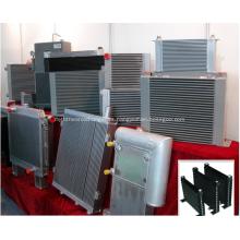 Resfriadores de óleo hidráulico de refrigeração de ar