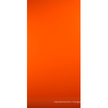 Colorful Orange UV Board for Kitchen Cabinets (zh-939)