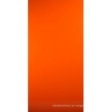 Placa UV colorido laranja para armários de cozinha (zh-939)