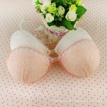 Invisible seamless wedding bra