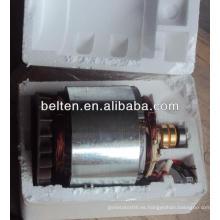 Rotor y estator para piezas de repuesto de generador de gasolina