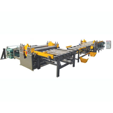 PVC wood plastic foam board machine