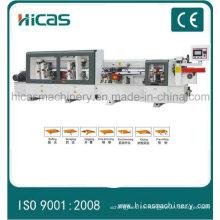 Hcs518d máquina de bandas de borde de madera MDF máquina de bandas de borde