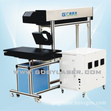 YAG Metal Laser Marking Machine 100w