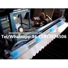 twisted wire brush making machine