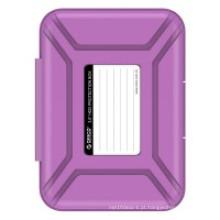 Caixa de disco rígido anti-estática ORICO Premium para armazenamento em HDD de 3,5 polegadas (PHX-35)