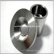 Chrome plated Steel Parts Mirror Polish Steel Parts CNC Parts