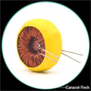 Синфазные Тороидальные Ферритовые Зеленый Индуктор Сердечника Для Фотовольтайческого Инвертора