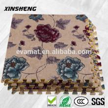 Tapetes de quarto, tapete personalizado para pisos de madeira dura