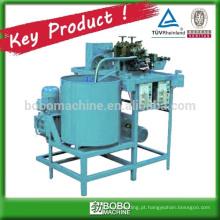 Máquina de mangueira de metal flexível de bloqueio único