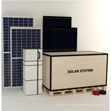 Солнечная энергетическая система высокой мощности 5 кВт