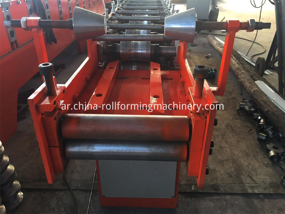 roll forming machine for poland