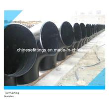 A234wpb A420wpl6 Soldadura a tope Codo de acero al carbono ASTM