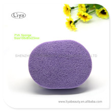 Face Wash Puff Sponge Customized Color and Shape