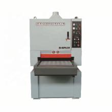 WPC wood plastic surface treatment sanding machine WPC sander floor belt sander