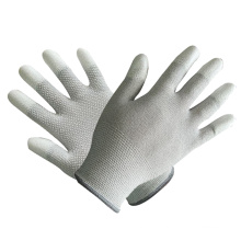Cut Resistant Gloves Double Nitrile Dipped Hppe Gloves Work Glove with Ce