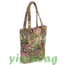 Tote Quilted Cotton Bag (YSCOSB03-100)