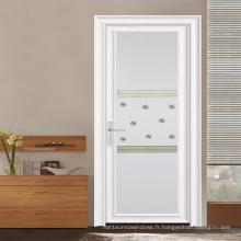 Foshan Feelingtop double vitrage en aluminium sur mesure porte (FT-D70)