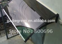 DIY Door Rain Shelter,Polycarbonate Awning Canopy For Sale