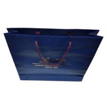 Бумажный мешок с Подгонянной конструкцией Логоса