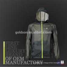 Los hombres que arropan la chaqueta del resorte de la chaqueta deporte 2017 el más nuevo diseño