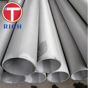 A790 3000mm Large Diameter Stainless Steel Pipe
