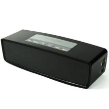 Mini alto-falante Bluetooth Soundlink portátil com função TF FM
