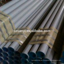 ASTM A106B carbono tubo de aço sem costura na China