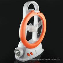 3 в 1 светодиодный настольная лампа с вентилятором