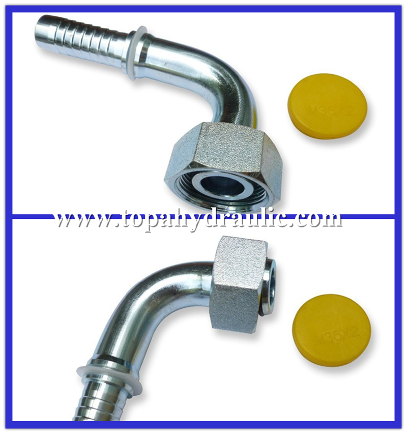Parker new products hose hyd fittings