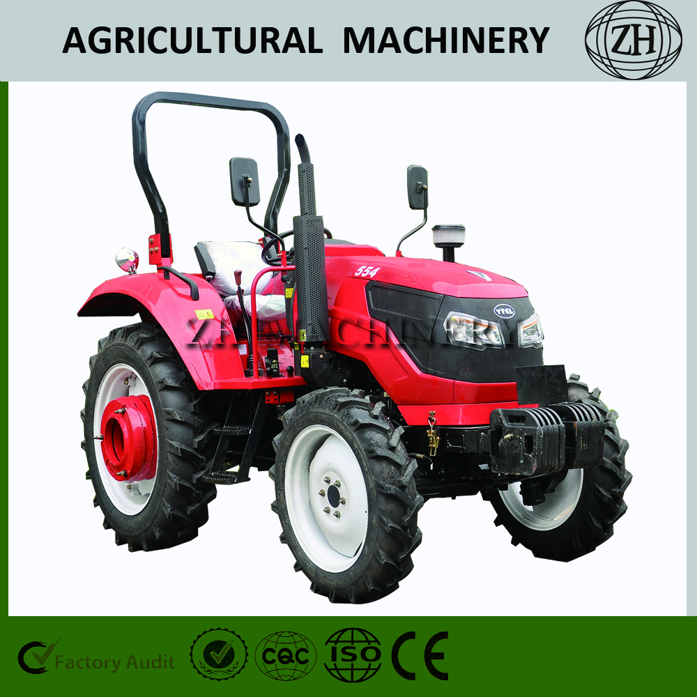 Hot Selling New Design 55HP Farm Tractor