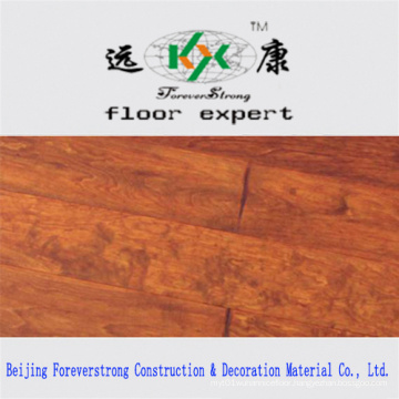 Multi-Layer Antique Embossed Engineered Flooring