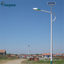 Manufacturer Solar Street Light with Wind Turbine Pole Solar Panel