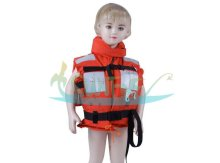 EC Lifejacket with whistle for child