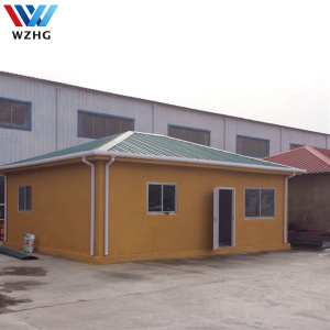 Rumah Prefabricated Foam Cement