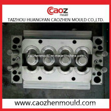 High Quality/Plastic Injection Cap Mould in China