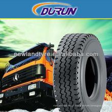 O caminhão de Durun cansa pneus do caminhão 11R22.5