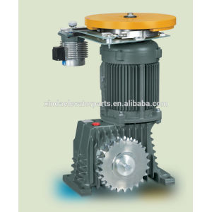 Geared Escalator Driving Machine/ Traction Machine for Escalator ET125, Escalator Spare Part