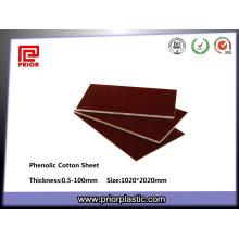 Textolite Phenolic Cotton Cloth Laminated Fiberglass Sheet