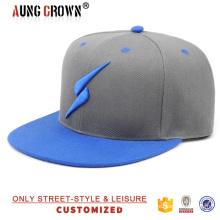 Sombrero plano del salto de la cadera del snapback 3d, compran estilo del salto de la cadera del snapback