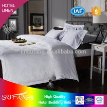 Roupa de cama / especial para hotelaria de 3 a 5 estrelas, roupa de cama de hotel
