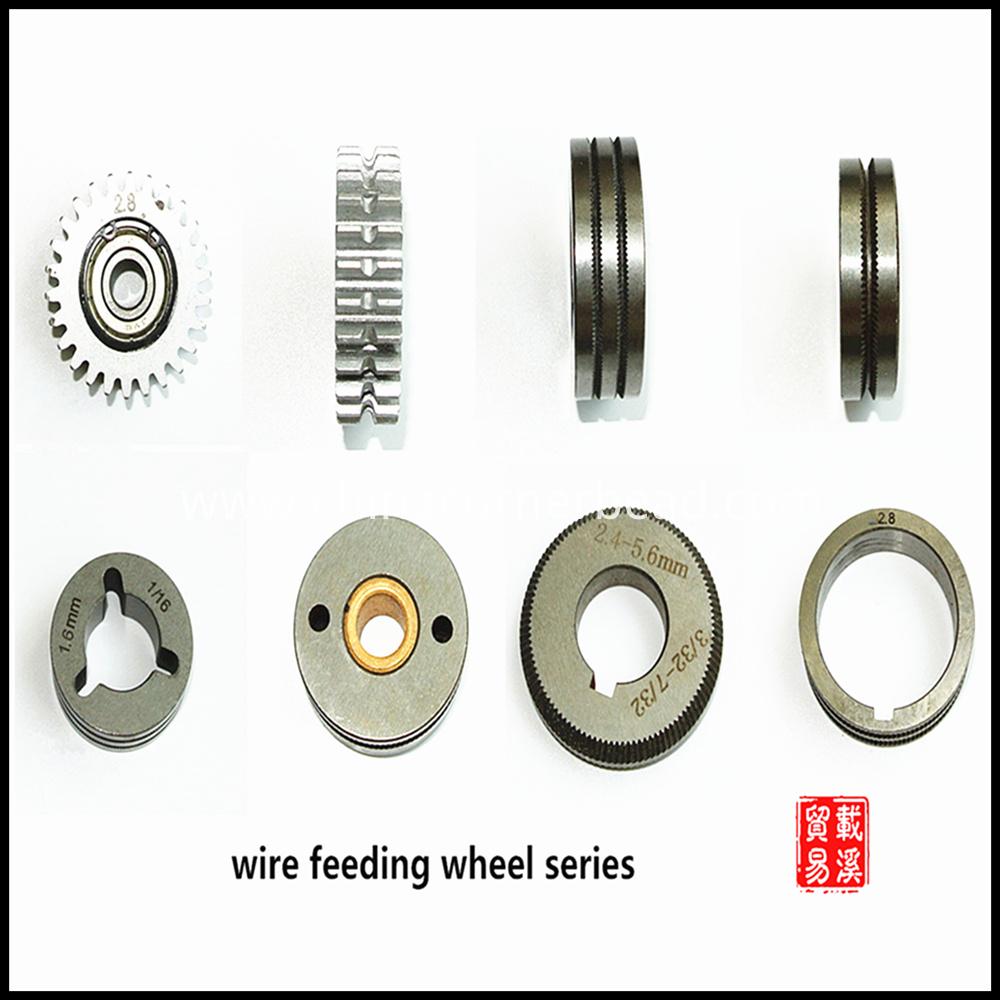 Wire Feeder Roller Feeding Wheel Series Welding Torch