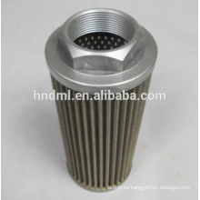 Cartucho de filtro de aceite de succión para fabricación DEMALONG WUI-100X80-J