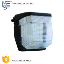 Luz de pared vendedora caliente estándar internacional de alta calidad negra