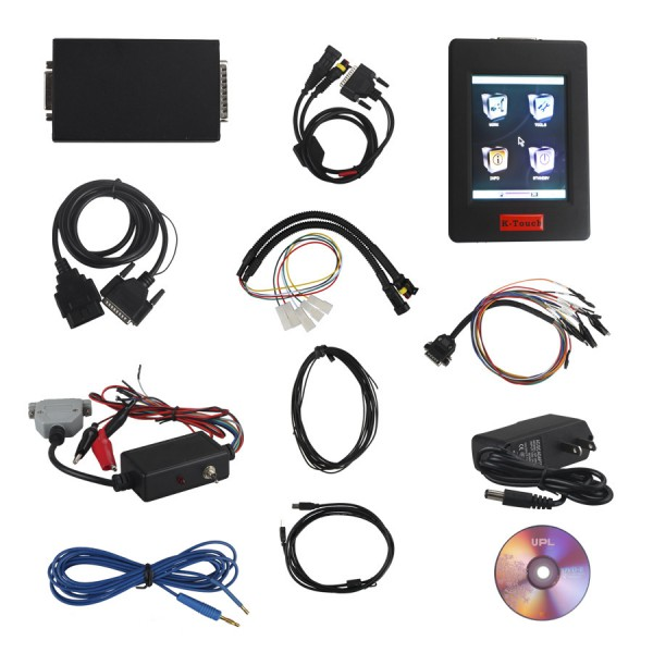OBDII/BOOT Protocols ECU Chip Tunning Tool